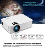Compact 120 pouces 800 Lumen Full HD Android Digital Phone Projecteur LED LCD Home Theater