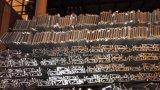 Frames de alumínio revestidos do pó para a estrutura de edifício