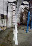 Bâtis en aluminium enduits de poudre pour la fondation