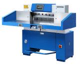 Completa máquina de corte de papel de Control Programa Hidráulico (67EF)