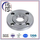 Brides de pipe d'acier inoxydable de collet de soudure de la norme ANSI B16.5 150lbs