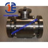 L'alta pressione dell'olio di API/DIN saldata ha forgiato la valvola della sfera d'acciaio