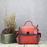 古代様式の実質の革ハンド・バッグ、製造業者の卸し売り袋(60662)