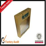 Таможня упаковывая магнитную коробку подарка оптовую, упаковывая коробку бумаги картона закрытия, коробку коробки (LP030)