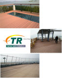 Chemikaliefreier WPC Decking-Swimmingpool
