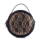 Le sac à main le plus neuf de 2017 de modèle de femmes de lacet de cuir sacs d'emballage