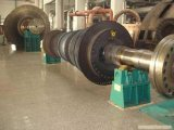 Forja gran turbina de alta potencia del rotor del generador / forjado Rotor / forja Rotor