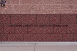 Painel de tapume Soundproof gravado metálico da parede exterior