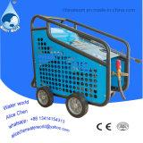 De Reinigingsmachine van de hoge druk met Pomp Met duikvermogen