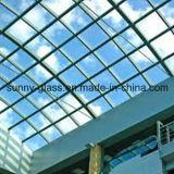 Glace r3fléchissante teintée en verre Tempered de Glasss de couleur de verre feuilleté
