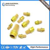 Pièces convenables de cylindre de connecteur rapide pneumatique de tuyauterie de commande