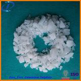 Sulfato potável do alumínio de Iron_Free do floculante do tratamento da água