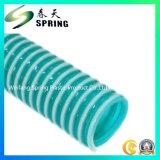 Boyau lourd spiralé d'aspiration renforcé par PVC avec la bonne qualité