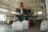 El moldeo por insuflación de aire comprimido trabaja a máquina la máquina 5000L de la protuberancia de la película