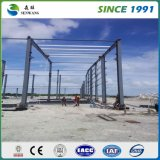 2017 Nouvelle conception Structure métallique Construction en acier Bâtiments métalliques résidentiels
