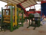 Machine de fabrication de brique de la colle à vendre en Afrique