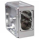 Peças da liga de alumínio da elevada precisão, peças da máquina do CNC
