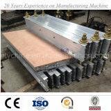 Máquina de refrigeração água de emenda do aquecimento inoxidável novo da correia transportadora de PVC/PU