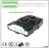 Alta luz brillante del casquillo de la caza del clip LED