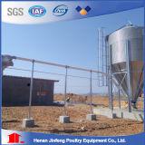 Подавая силосохранилище системы для цыпленка бройлера слоя