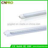 El tubo más barato T8 LED 9W--23W SMD2835 con 3 años de la garantía 600m m de la longitud de luz del tubo