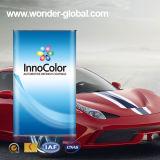Двойные компонентные алюминиевые цветы краски автомобиля