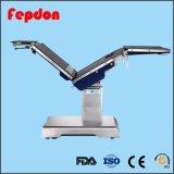 Bâti à extrémité élevé de théâtre d'exécution de chirurgie de radiotransparent (HFEOT99S)