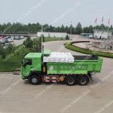 China-Lieferant Sinotruk HOWO Kipper des Euro-2