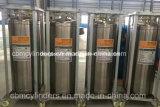 Переносимые криогенные цилиндры дюара кислорода жидкого азота