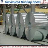 Regelmäßiger Flitter walzte galvanisierten Stahlring kalt