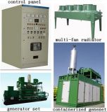 De nieuwe Installatie van het Biogas van het Beheer van het Afval van de Energie