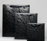 Sac promotionnel blanc de Papier d'emballage de sacs à provisions de /Brown Papier d'emballage de sac de cadeau de papier d'emballage