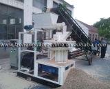 꽃을 공급하기 위하여 비료 펠릿을 만드는 가축 두엄 광석 세공자 기계