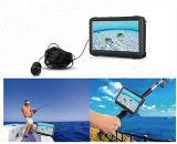 Mini câmera subaquática da pesca (vista 520tvl larga luzes subaquáticas de 90 graus 50m IR 850nm)