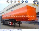Rohöl-Tanker-halb LKW-Schlussteil des Benzin-2-Axle/des Erdöls