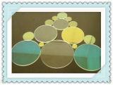 De UV Gesmolten Vensters van het Kiezelzuur, Optische Vensters