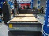 Router Certificated FDA do CNC do Woodworking dos pés 4X8 5.5kw do Ce (DW1325)