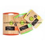 O OEM aceita placas de corte de bambu personalizadas superiores