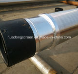 SGS/BV Test Pipe Based Vee-Wire Screen Used for Oil Sand Control