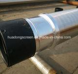SGS/BV Prüfungs-Rohr gründete den V-Draht Bildschirm, der für Ölsand-Steuerung verwendet wurde
