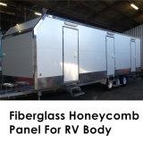 Panneau d'isolation de la couche FRP de gel pour la construction de caravane