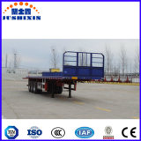 2/3 Semi Aanhangwagen van de Tractor van de Vrachtwagen van het Platform van de Container van de As 40FT Flatbed