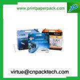 Cadre de papier de empaquetage de forme de médecine faite sur commande de bonne qualité de Nutrution