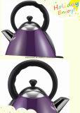 Acciaio inossidabile Kettle-Wt3019n-Purple elettrico lucido