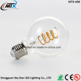 포도 수확 밝은 필라멘트 램프 전구 LED Edison 전구 필라멘트