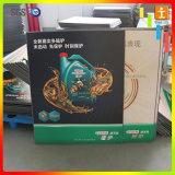 Tarjeta de la espuma del PVC de Customed para hacer publicidad (TL-XZ-6)