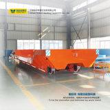 Carro motorizado de la carretilla de la transferencia aplicado en línea de la fabricación de la industria pesada
