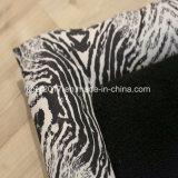 Кровать настила циновки собаки тюфяка любимчика прямоугольника картины зебры