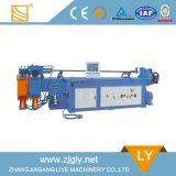 Machine à cintrer de tuyauterie de Dw130nc de cintreuse de pipe en acier semi automatique de conduit