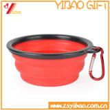 BPAの環境に優しいシリコーンペット折りたたみボール、犬ボール(XY-ST-027)